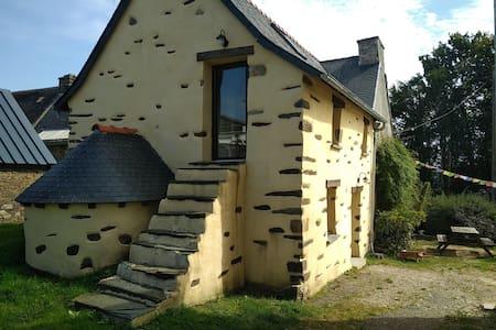 Charmante maisonnette dans corps de ferme rénové