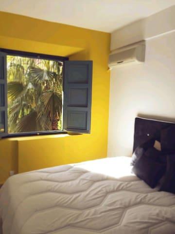 Nice room 1 in hivernage Marakech - Marrakech, Marrakech-Tensift-Al Haouz, MA - Appartement