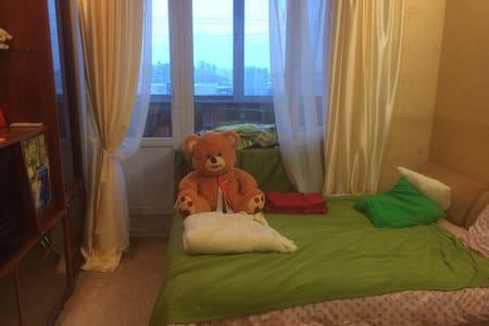 Уютная квартира с видом на Москву - Moskva