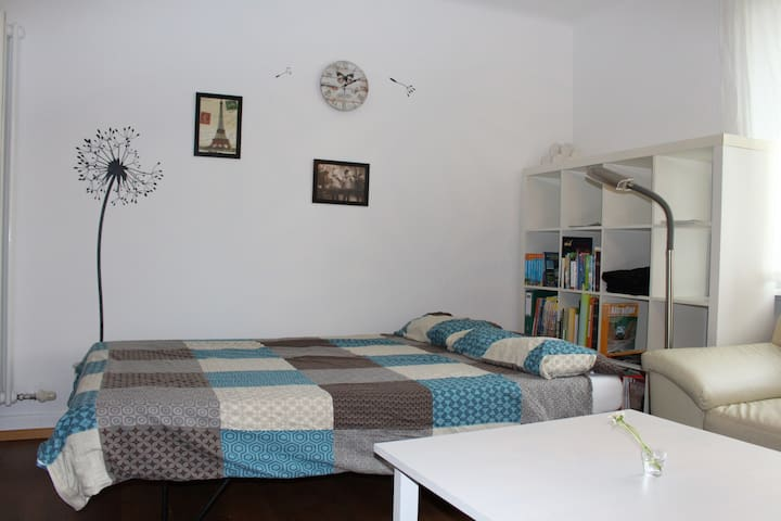 Cozy room close to Vitra Design Museum - Weil am Rhein - Apartment