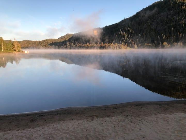 Chalet Petit Lac Éternité