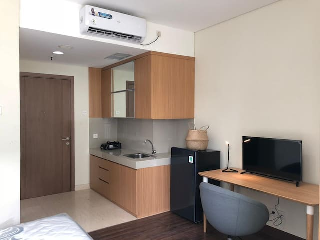 Studio Puri Orchard NEW Furnished YEARLY