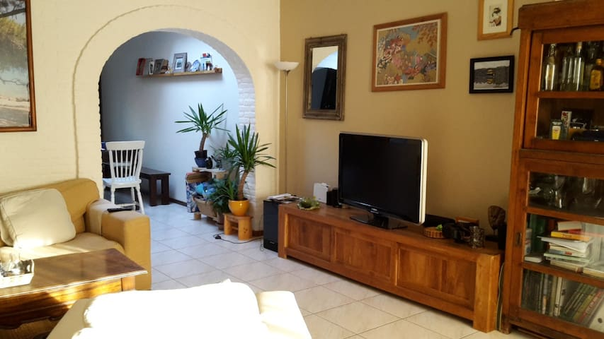 Nice room in Waalre - Waalre - Townhouse