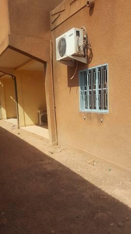 Coquette mini villa - Ouagadougou
