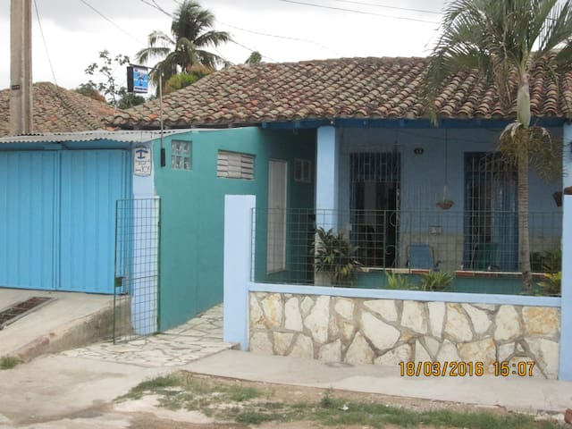 Casa Eben-ezer - Camagüey - Appartement