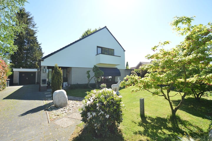 Comfortable villa with sauna in the most beautiful area of Overijssel