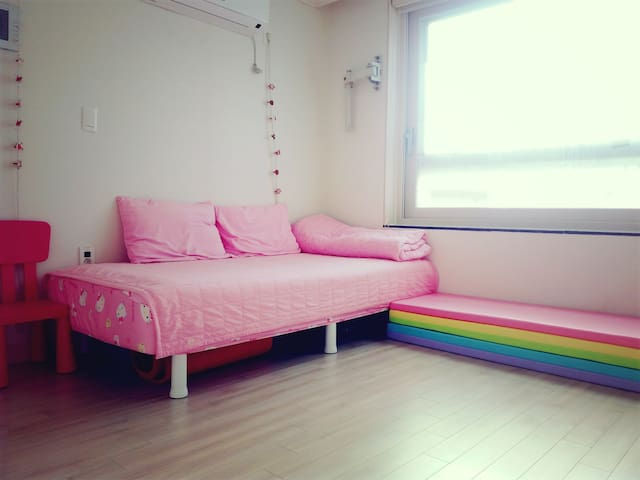 YongIn SuJi Single Room Apartment - 용인시 수지구 - Apartment