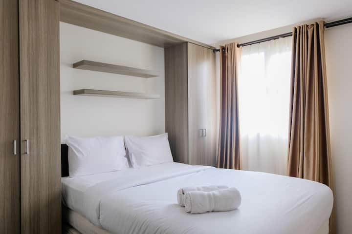 Comfy and Tranquil Studio Room Bintaro Icon Apt
