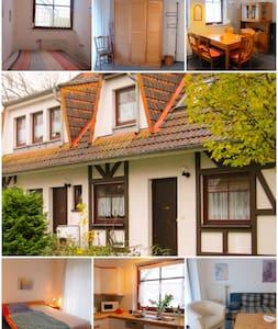 Gemütliche Ferienwohnung auf Rügen in Gustow - Gustow