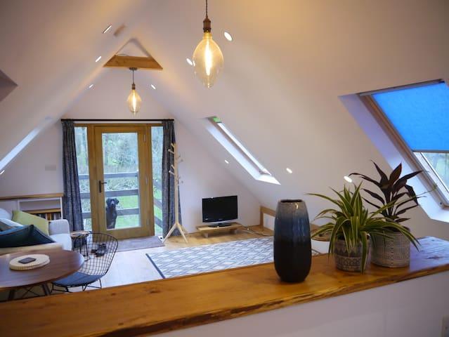 The Studio @ Bridge Cottage, a quiet rural retreat