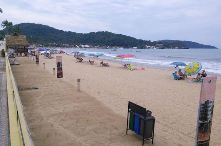Condo 1004 en renta frente al mar - La Peñita de Jaltemba - Wohnung