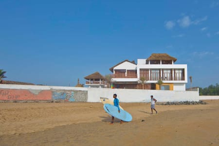 Surf Turf - deluxe room - Kovalam - Penzion (B&B)