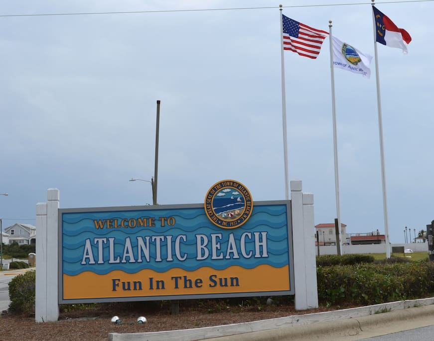 Atlantic Beach, North Carolina, USA