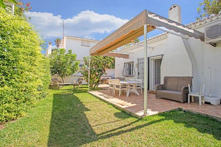Comfortable holiday home close to the beach in La Cala de Mijas