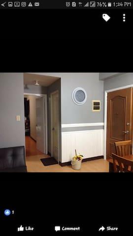 3 Bedroom Condo Unit with good amenities!