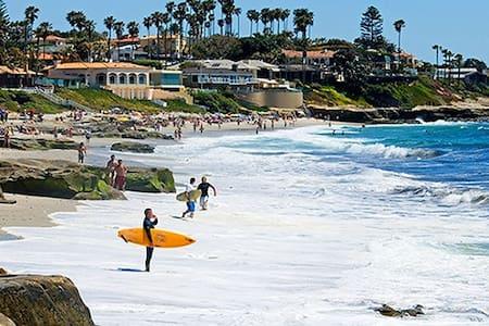 Spacious condo in La Jolla near the beach - San Diego - Condomínio