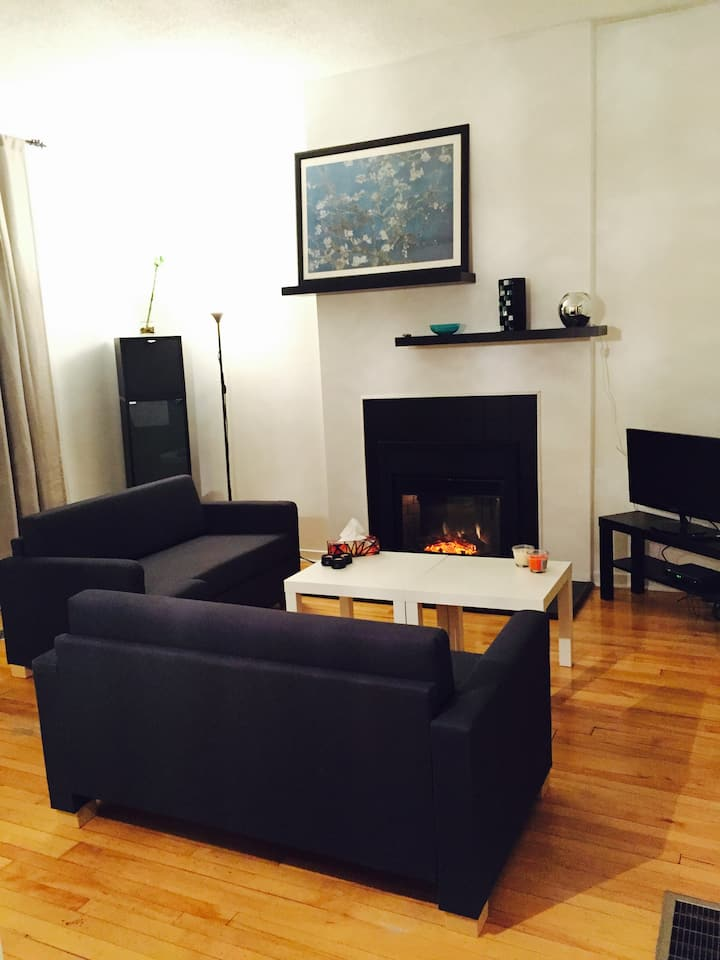 Beautiful Apartment in Downtown Golden Triangle