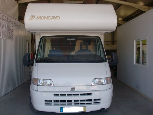Motorhome for travel in Portugal! Very cool!! - Lisboa - Husbil/husvagn