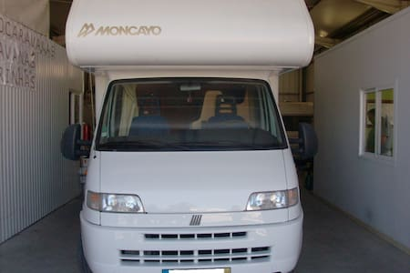 Motorhome for travel in Portugal! Very cool!!