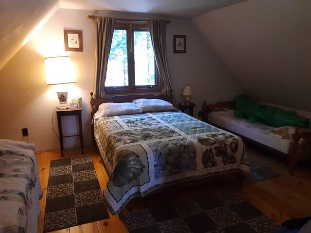 2nd Floor Loft Bedroom