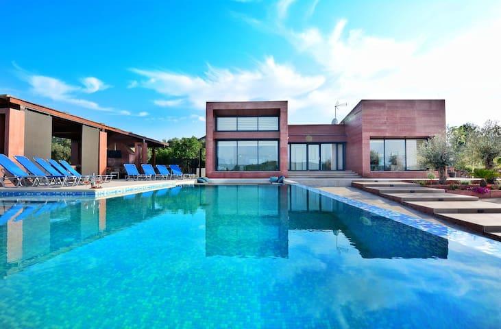 Modern Luxurious Villa-Adria Resort Ivinj Vodice
