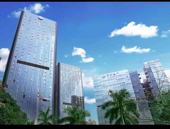 富力国际金融中心-千灯湖公寓
