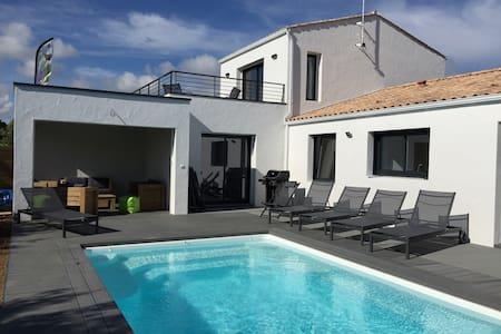 Villa au coeur du golf de Bourgenay - Talmont-Saint-Hilaire - Villa
