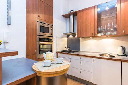 Perfectly situated apartment in Prague city center - Prague
