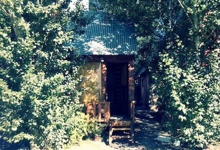 Cabaña Lago de Fuerte - Tandil - Casa de campo