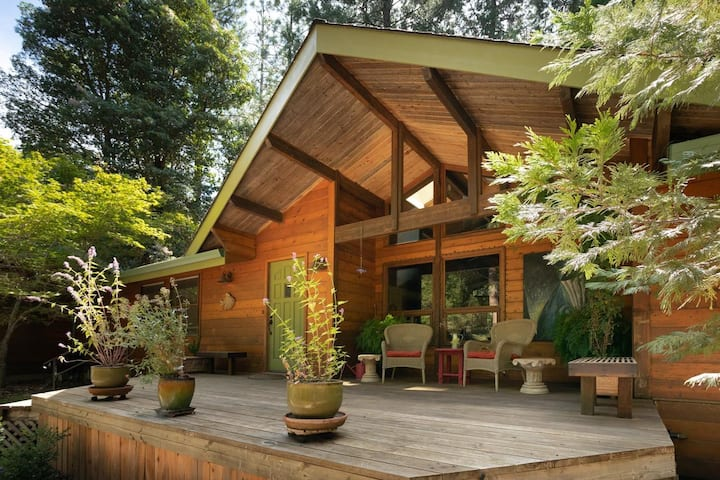 Nevada City Luxury Retreat 3 miles from town