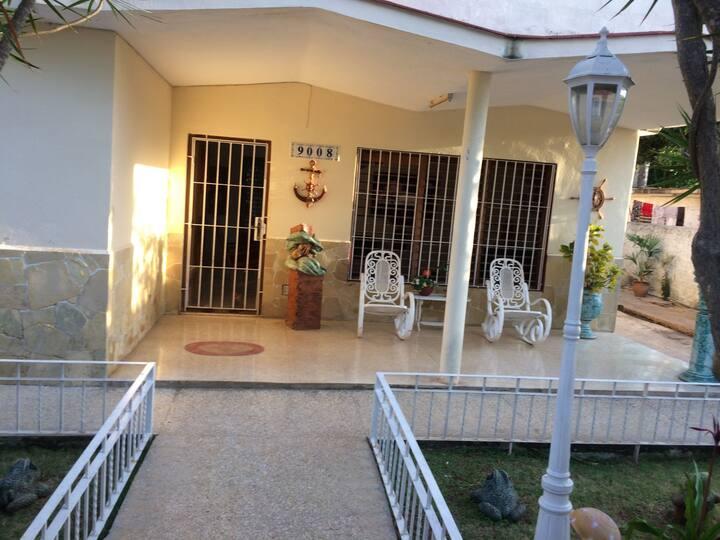 Casa Sra. Hilda Cojímar