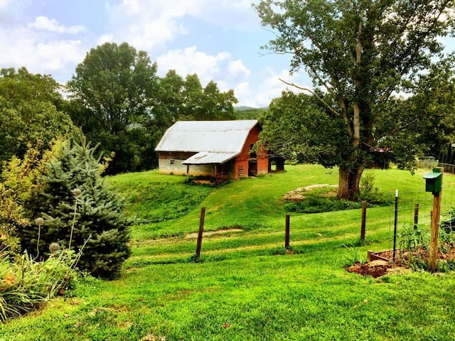 Pet Friendly- Mountain Ranch near Asheville, NC - Fletcher