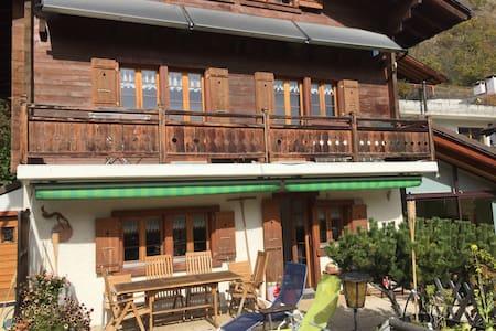 Chambre La Bella Tola - Vercorin - House - 1
