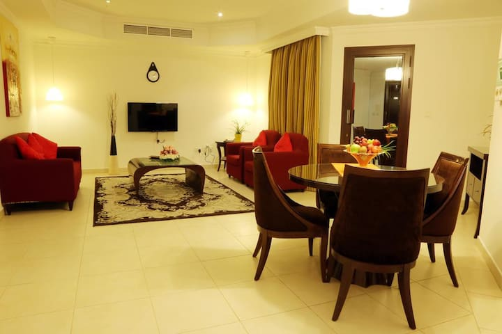 Family Two Bedroom Apartment 03