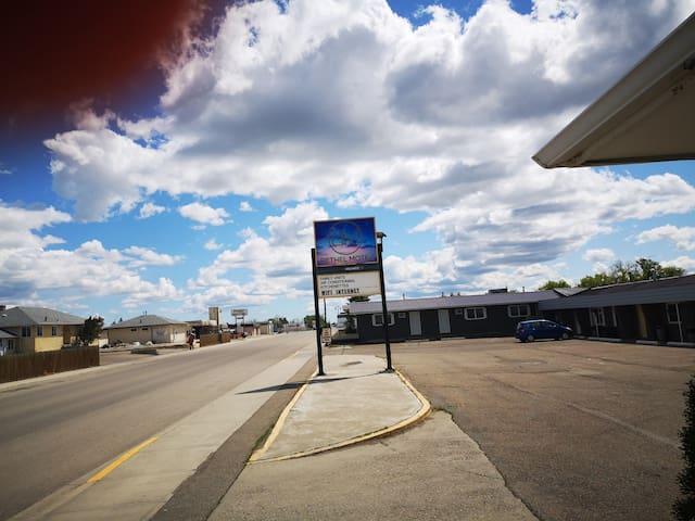 Bethel Motel street view