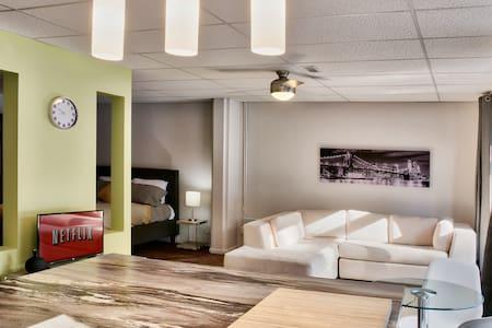 Le Loft Urbania - Le rythme du Centre-Ville - Saguenay