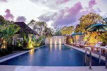 1BR-Sweet & Sistar Night+Romantic Pool+Deluxe Room