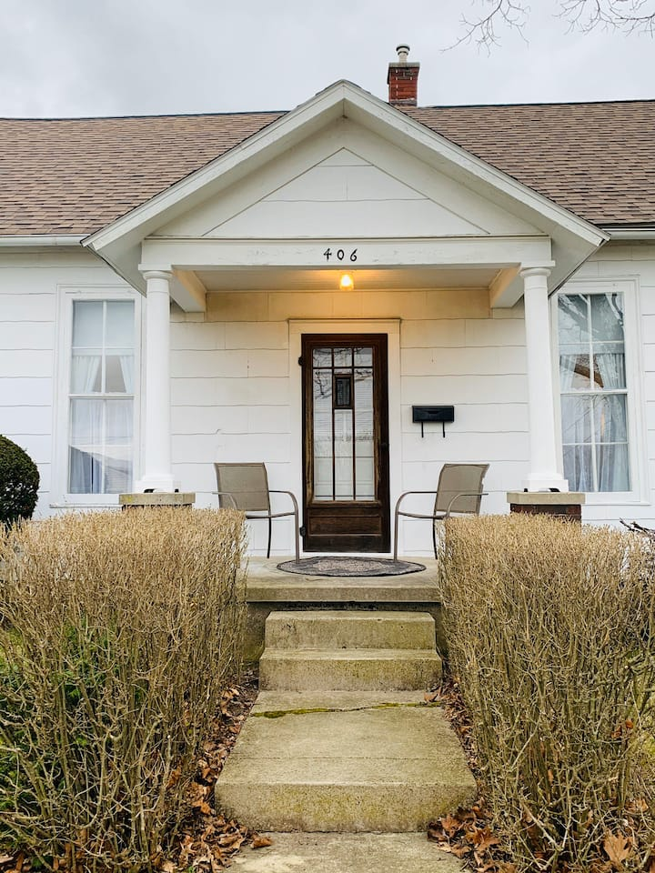 Wapak Bungalow, Home Away From Home