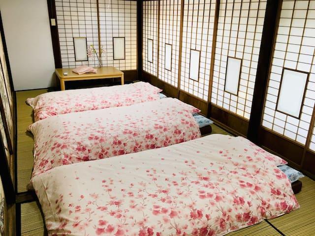 Sakura's Cozy Traditional House  九十九里滨