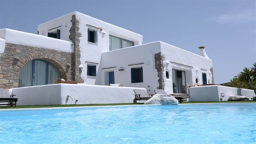tranquil and peaceful villa