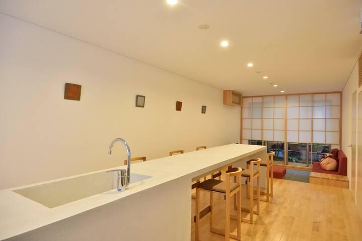 薩婆訶 SOWAKA - Shimogyō-ku, Kyōto-shi - Huis
