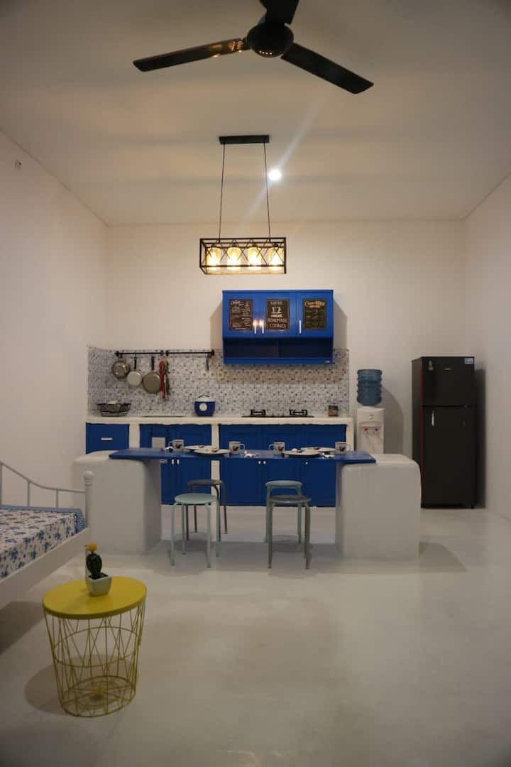 PROMO!! CHEAP!! Brand new house oemah biru