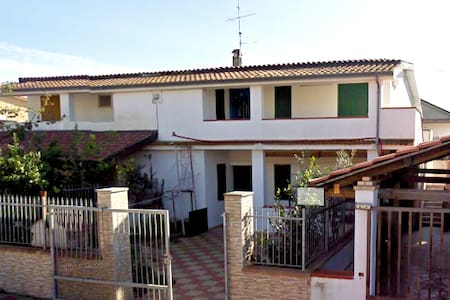 Casa vacanza al mare Le Castella - Calabria