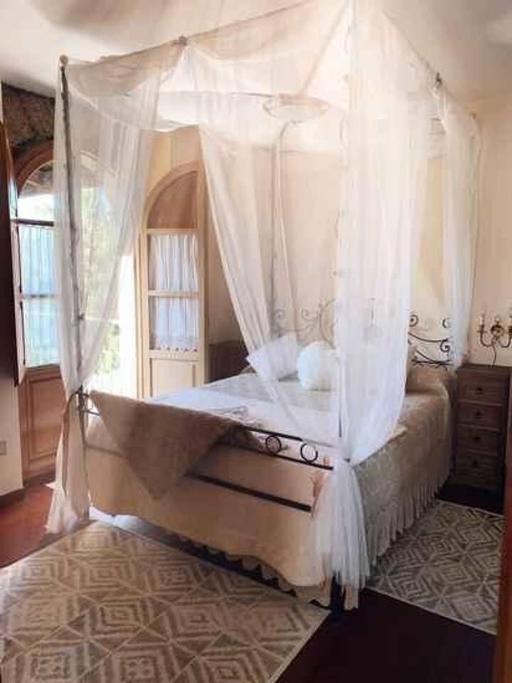 Habitación doble 1 o 2 camas en Finca Galea