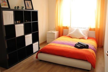 Expectacular luxury room. . 3 minutes lake