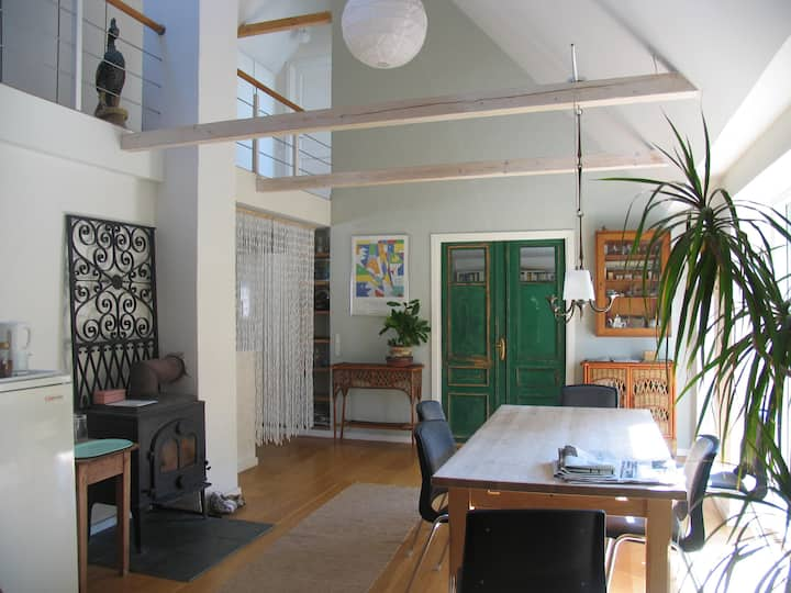 Ballen Bed a charming B&B close to Ballen harbour.