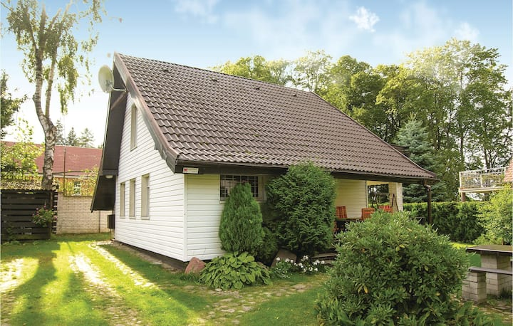 Holiday cottage with 2 bedrooms on 60m² in Insko