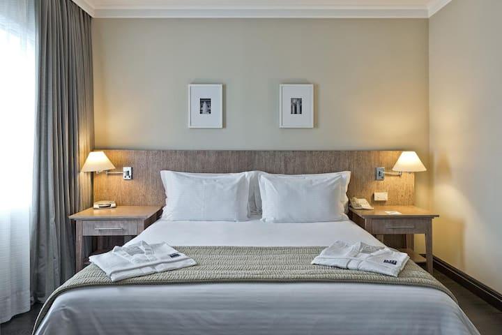 Hotel corporativo- Berrini. cancelamento flex.