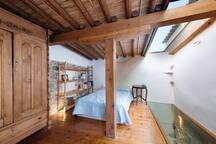 Double bedroom, first floor