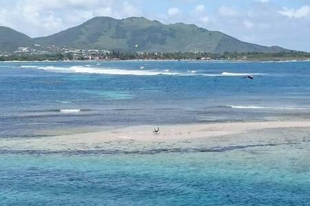 Haut de villa Guadeloupe - Saint-Claude